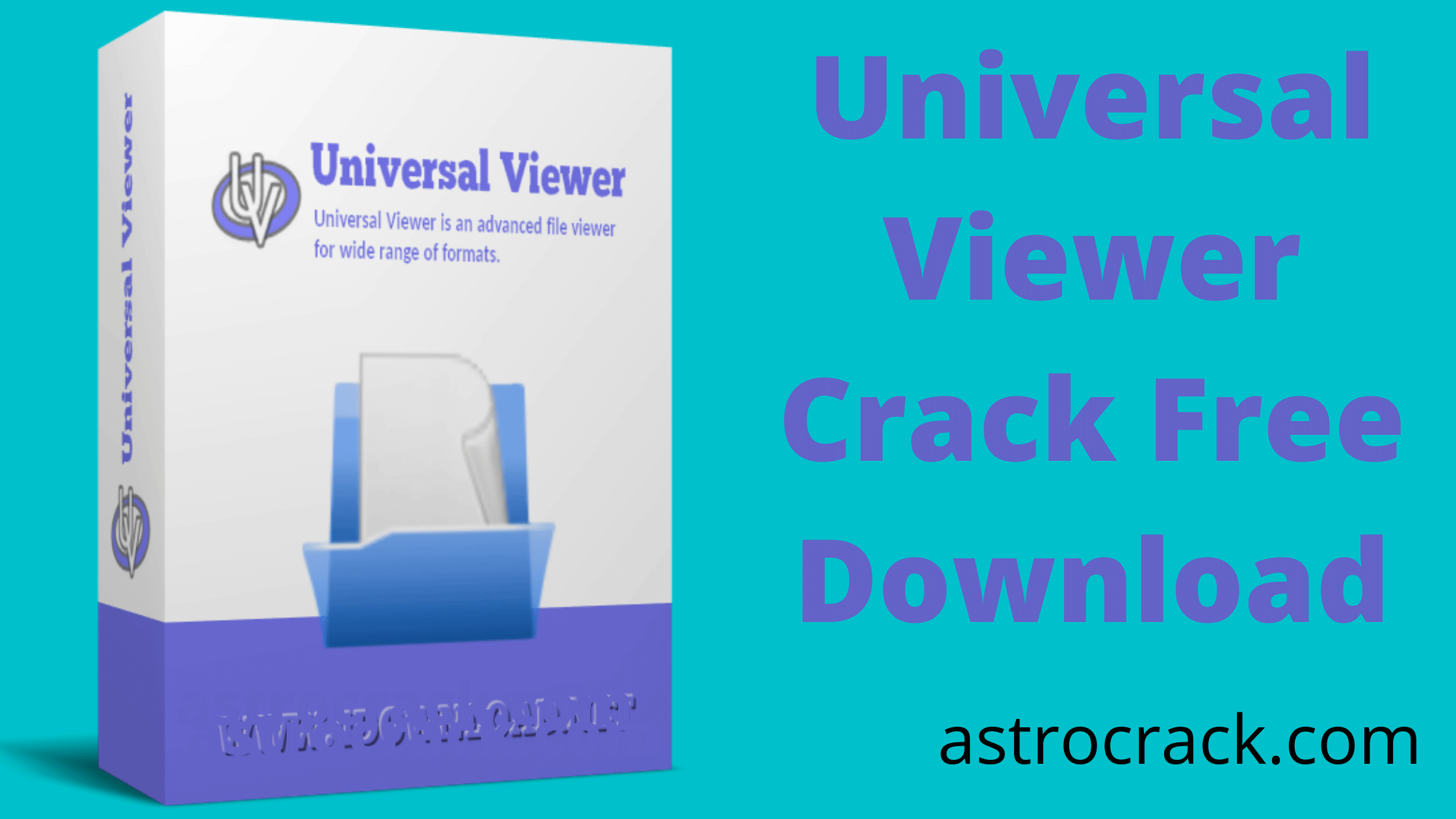 Universal Viewer Crack