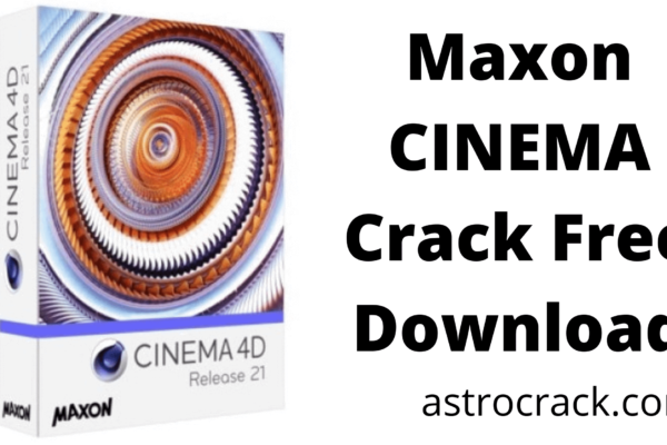Maxon CINEMA Crack