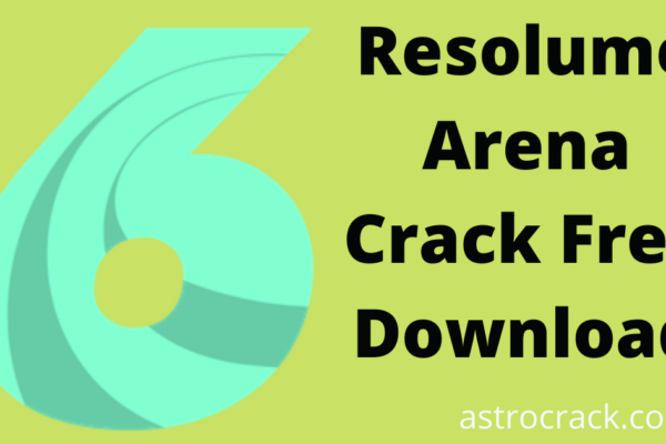 Resolume Arena Crack